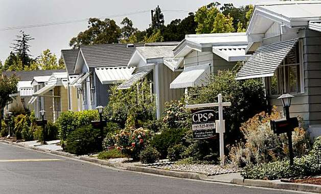 More Mobile Home Parks Trying To Become Condos