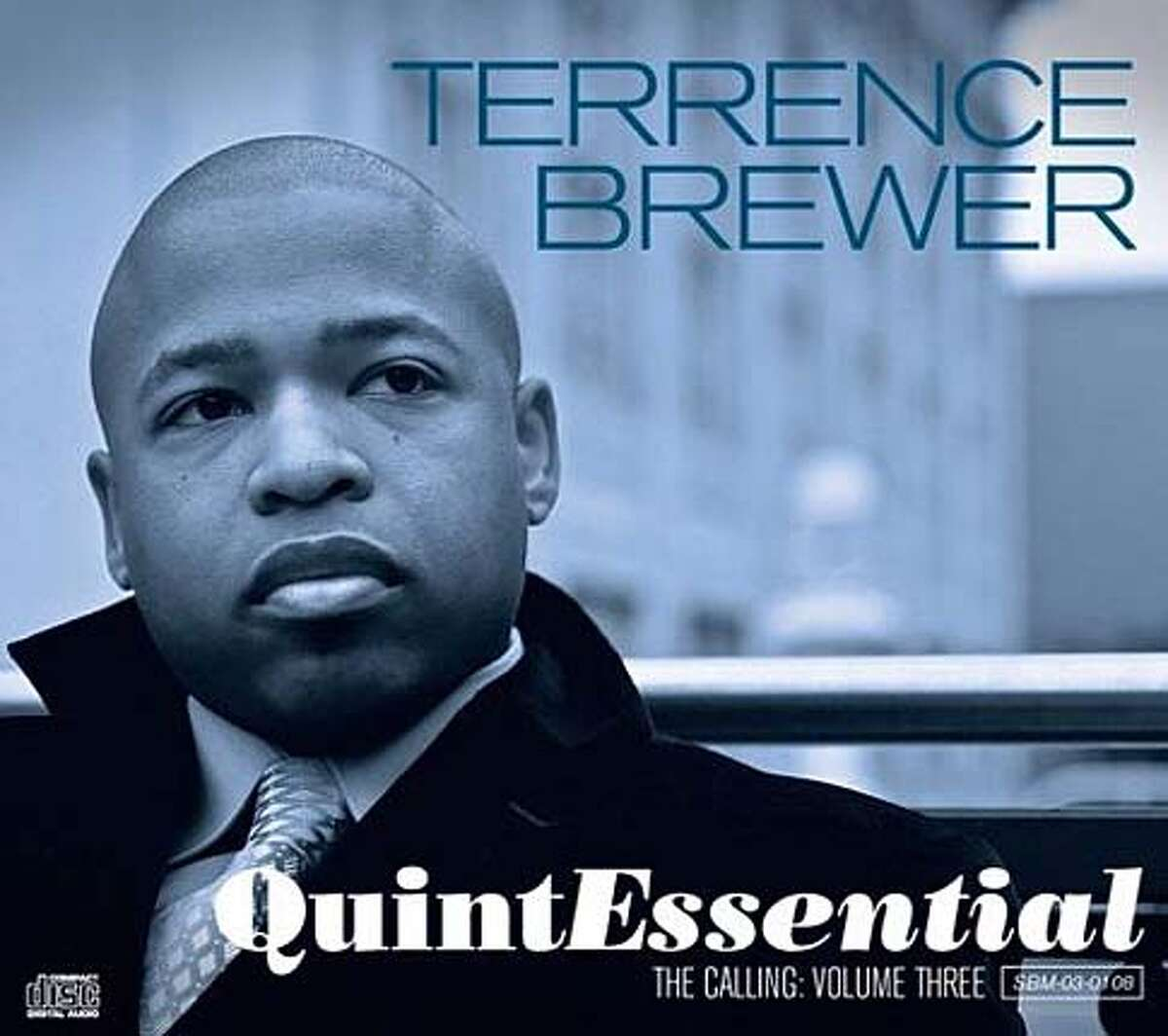 """Terrence Brewer: """"Quintessential"""""""
