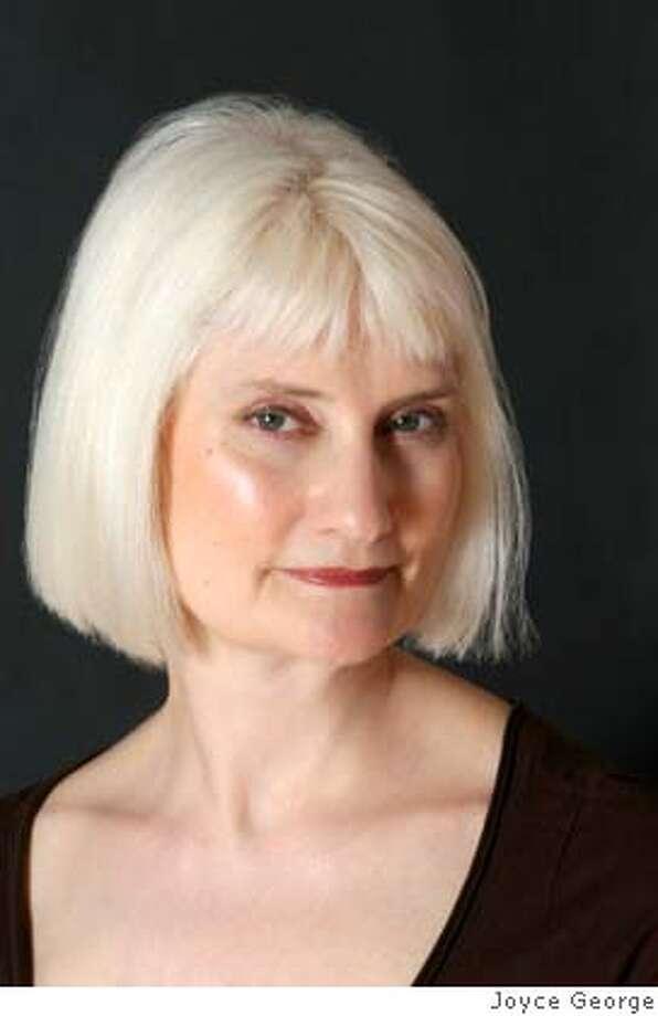 "Teresa Svoboda, author of ""Black Glasses Like Clark Kent"" Photo: Joyce George"