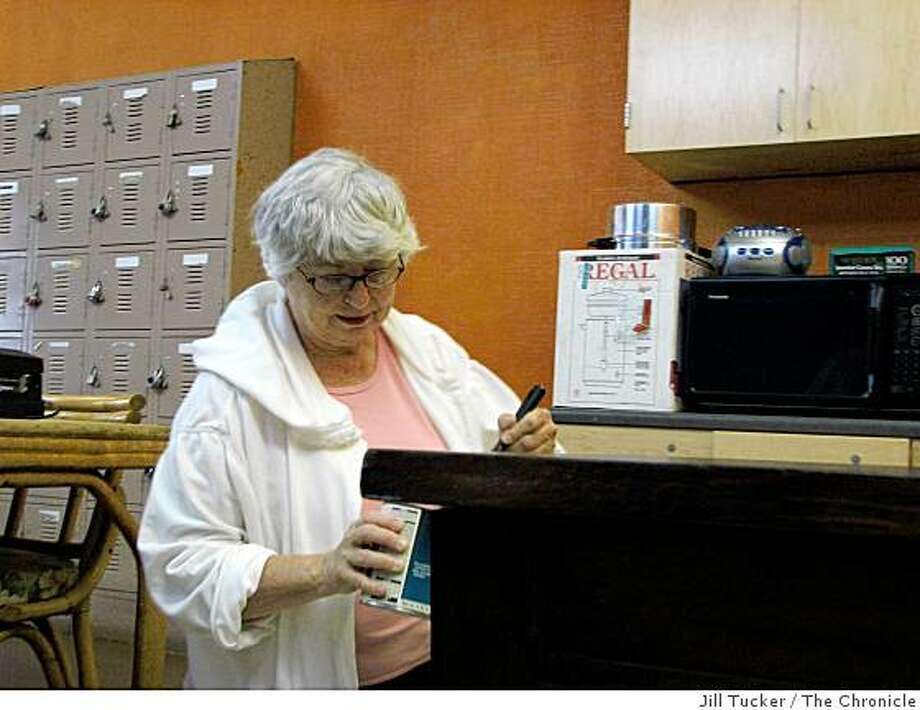 Lorraine Sanchez, mother of former school board President Mark Sanchez Photo: Jill Tucker, The Chronicle
