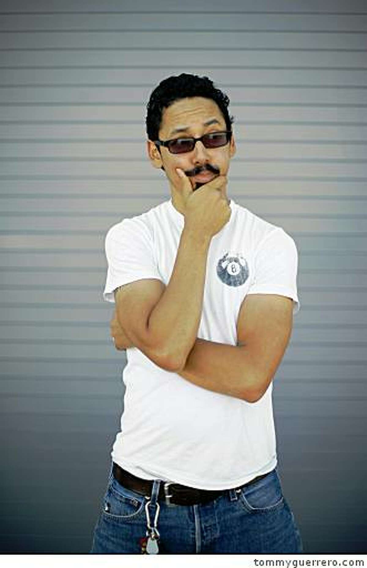 For Tommy Guerrero, music is just one passion; his other is skateboarding.
