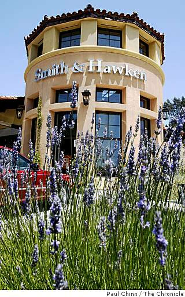The Smith U0026 Hawken Store At The Strawberry Village Shopping Center Is Seen  In Mill Valley