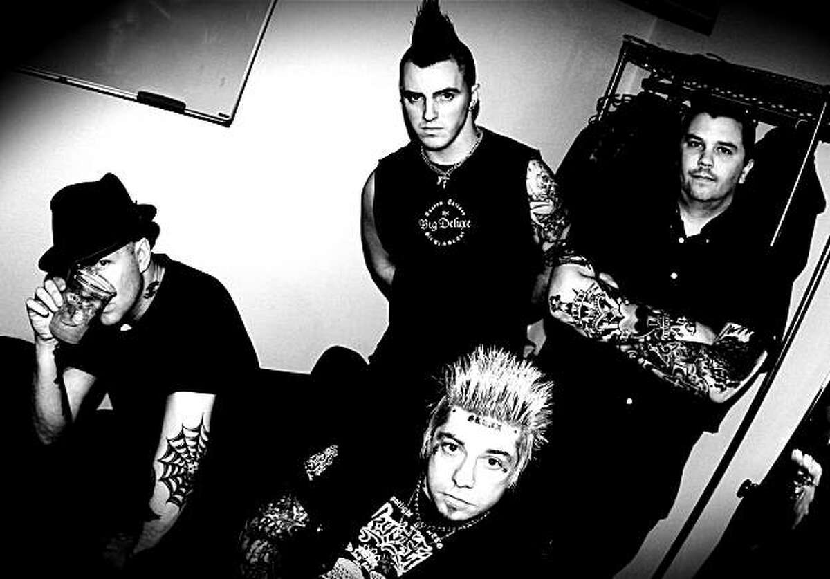 """Rancid returns with """"Let The Dominoes Fall,"""" the East Bay punk band's highest charting debut ever"""