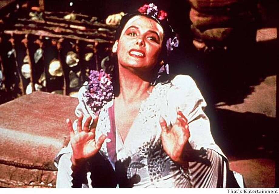 Lena Horne in Till The Clouds Roll By. Photo: That's Entertainment