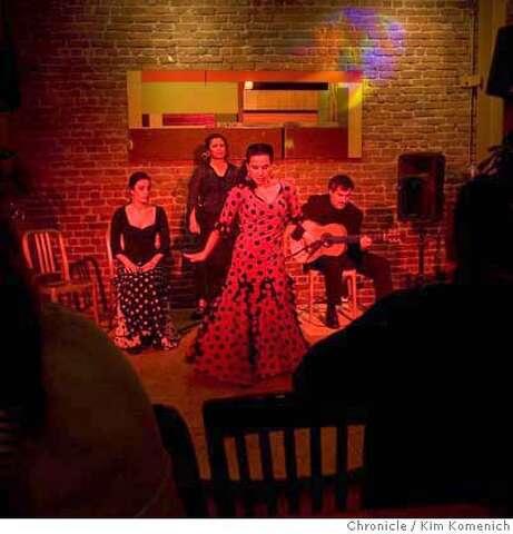 Flamenco At The Crossroads Sfgate