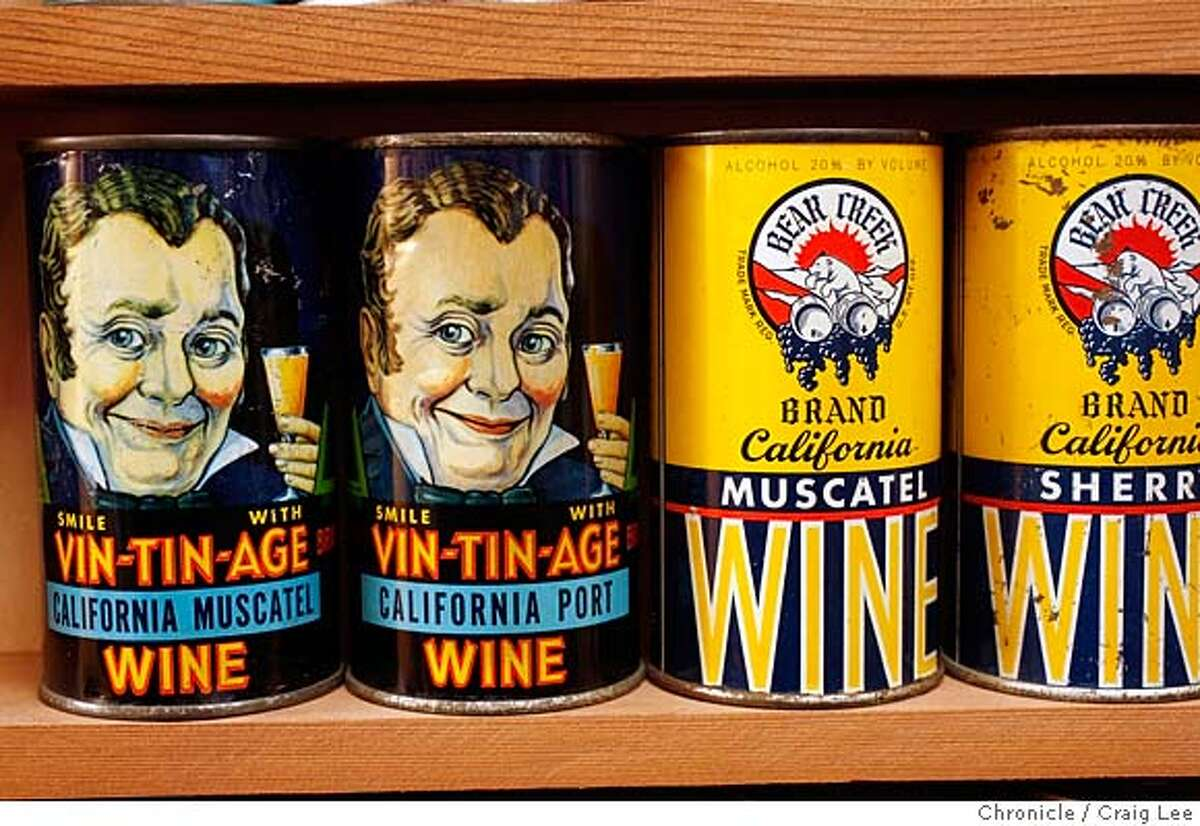 Wine in cans