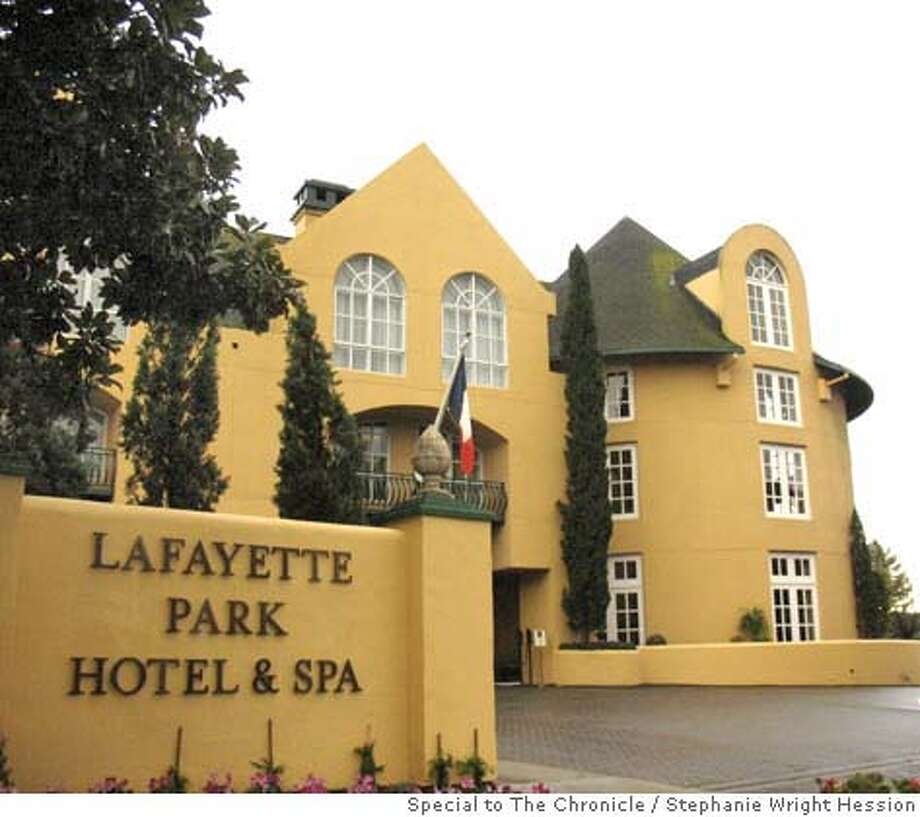 Lafayette Travel: Lafayette Park Hotel And Spa