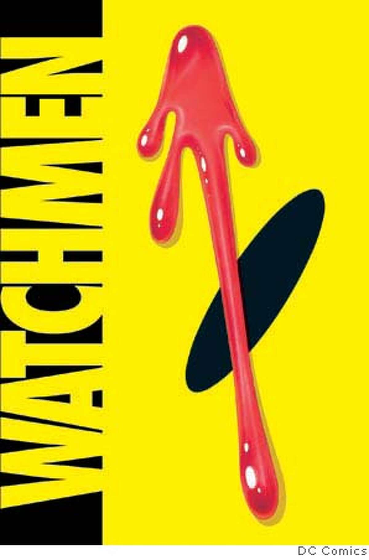 """Watchmen"" by DC Comics Credit: DC Comics"