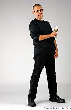 Mark Ellenbogen, wine director at Slanted Door restaurant. �2007, San Francisco Chronicle/ Liz Hafalia  MANDATORY CREDIT FOR PHOTOG AND SAN FRANCISCO CHRONICLE. NO SALES- MAGS OUT. Photo: Liz Hafalia