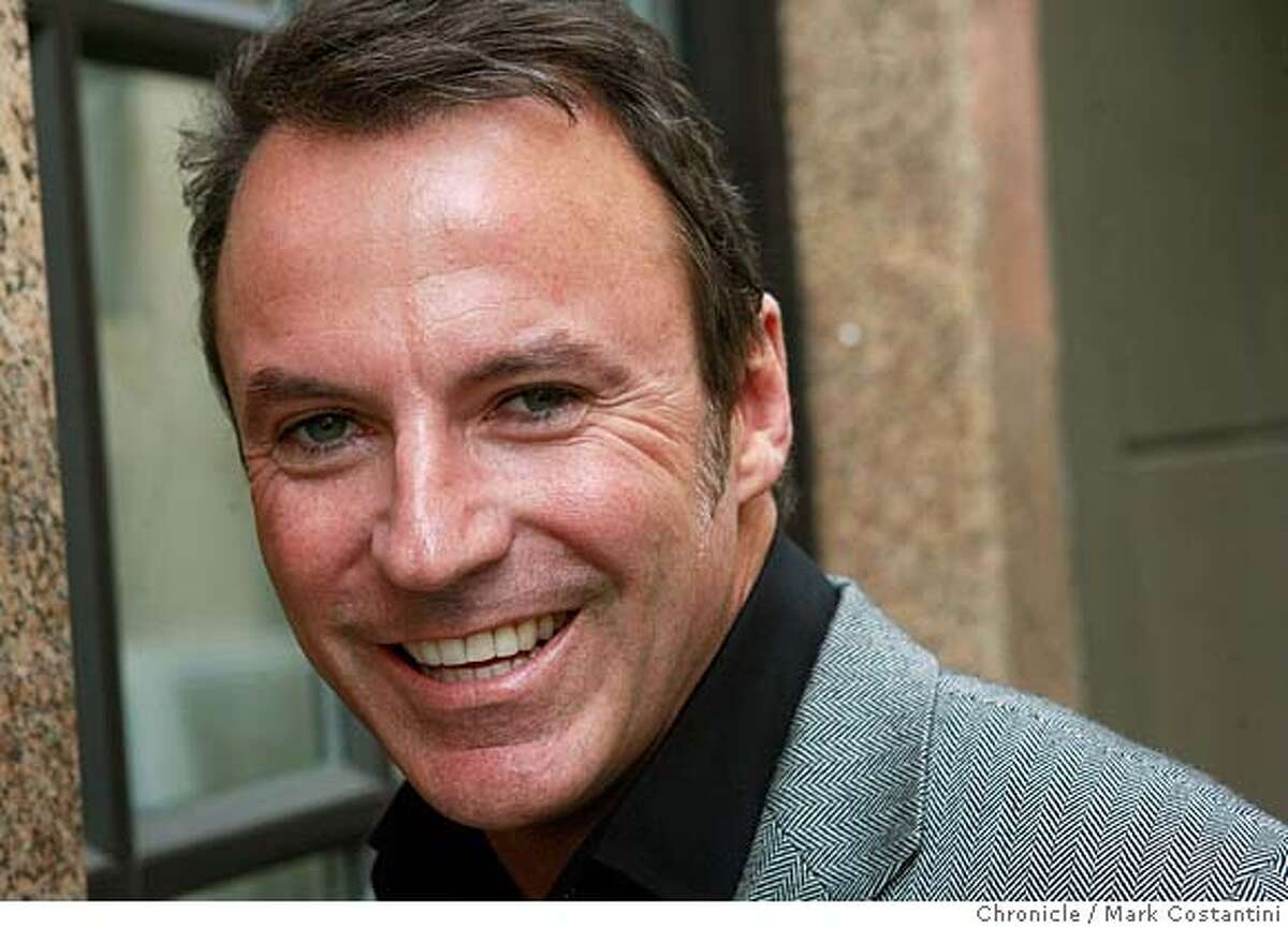 Colin Cowie, party planner from New York here on book tour. Mark Costantini / The Chronicle Photo taken on 2/7/08, in San Francisco, CA, USA MANDATORY CREDIT FOR PHOTOG AND SAN FRANCISCO CHRONICLE/NO SALES-MAGS OUT