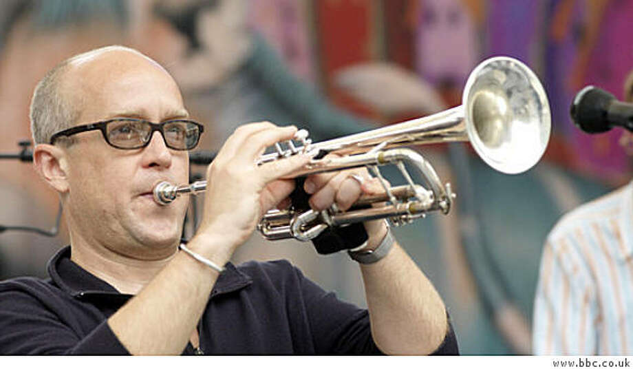 Trumpeter Dave Douglas and Brass Ecstacy Photo: Www.bbc.co.uk