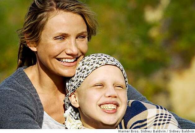 "Cameron Diaz and Sofia Vassilieva  in ""My Sister's Keeper.""(L-R) Sara (CAMERON DIAZ) enjoys a good day on the beach with her daughter Kate (SOFIA VASSILIEVA) in New Line Cinema�s drama, �My Sister�s Keeper,� distributed by Warner Bros. Pictures.PHOTOGRAPHS TO BE USED SOLELY FOR ADVERTISING, PROMOTION, PUBLICITY OR REVIEWS OF THIS SPECIFIC MOTION PICTURE AND TO REMAIN THE PROPERTY OF THE STUDIO. NOT FOR SALE OR REDISTRIBUTION. Photo: Warner Bros. Sidney Baldwin, Sidney Baldwin"