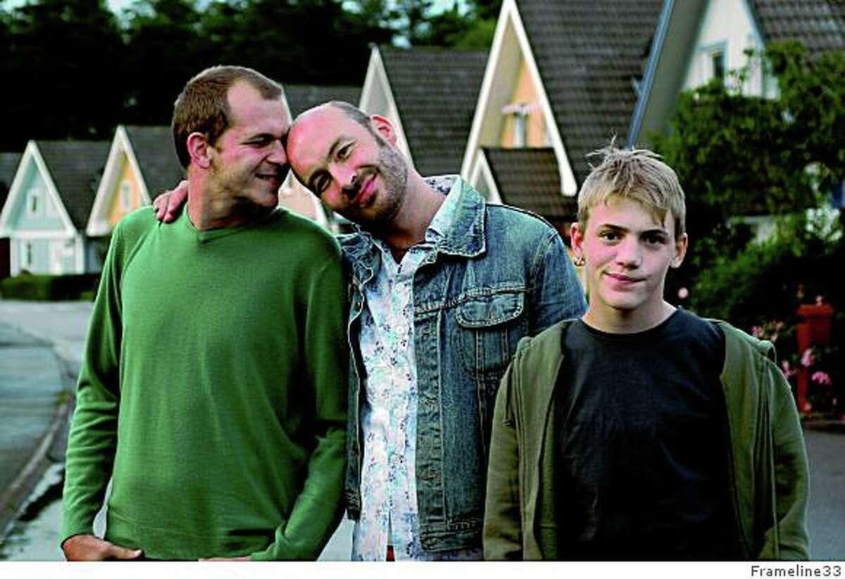"""Patrik Age 1.5,"" part of the LGBT film festival Frameline33, 2009."