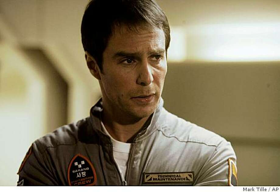 "'Moon' (2009)Sam Rockwell is a lonely astronaut awaiting the end of his watch in ""Moon."" If you can handle a slow-burn style of movie, Rockwell's performance is excellent in this well-written thriller. Photo: Mark Tille, AP"