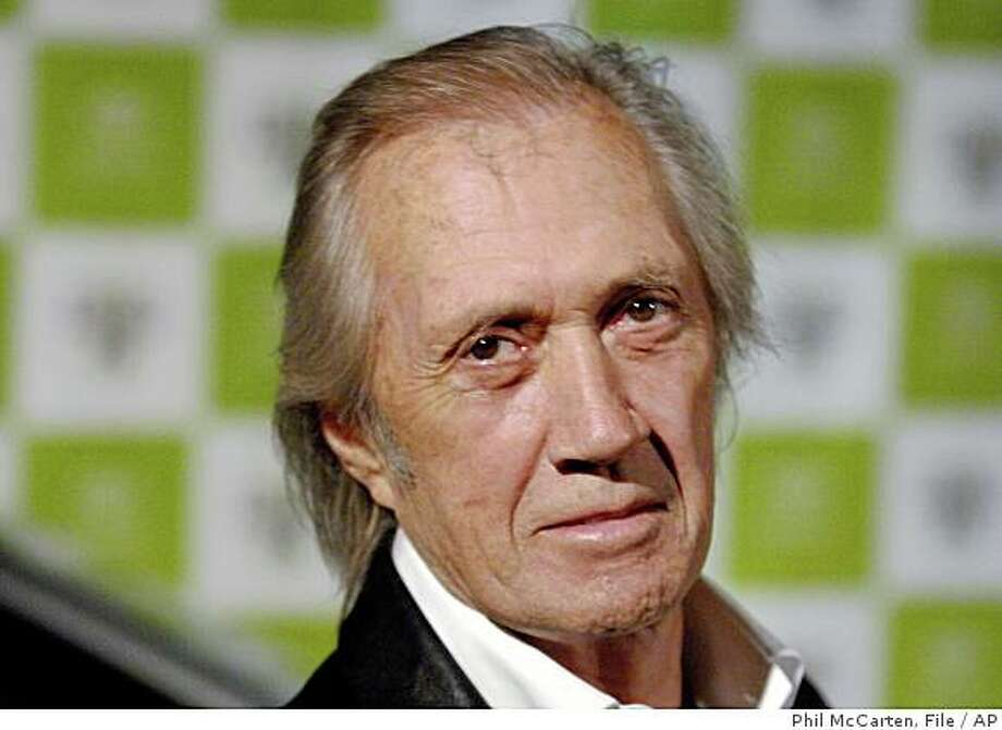 When sex killsBut be careful if you get this kinky. 'Kill Bill' actor David Carradine isn't alone: 500 to 1,000 people in the United States die from auto-erotic asphyxiation each year. Photo: Phil McCarten, File, AP