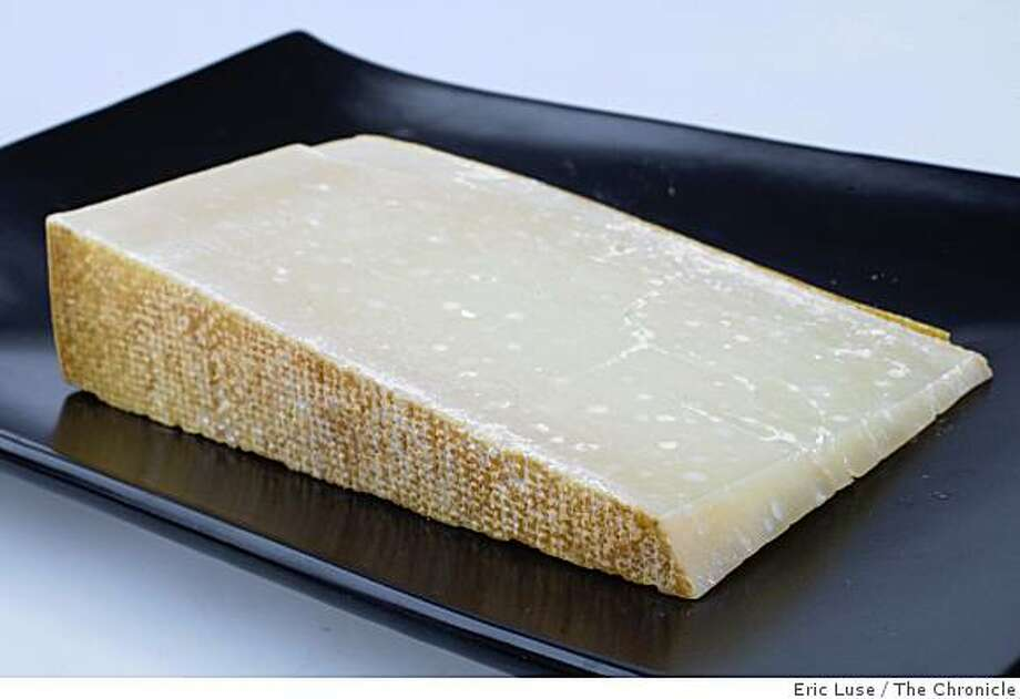 San Pietro cheese photographed in San Francisco photographed on Thursday, June 4, 2009. Photo: Eric Luse, The Chronicle