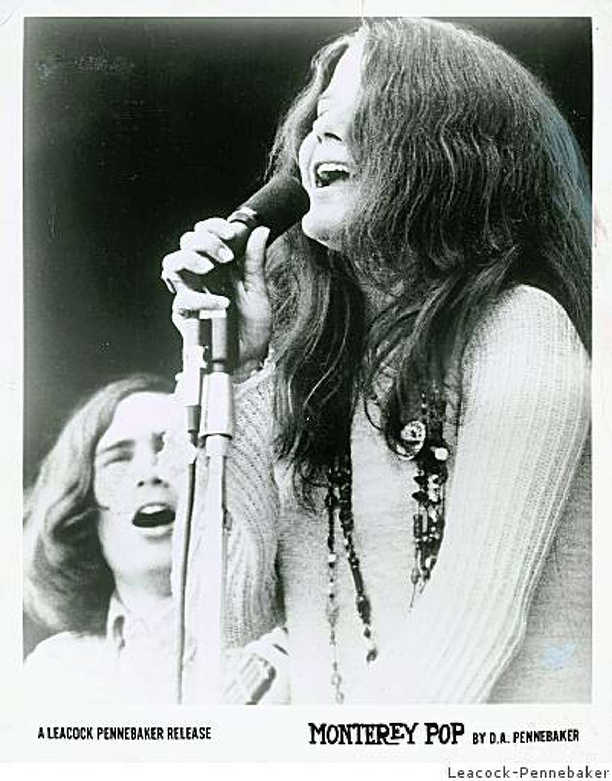 Director D.A. Pennebaker has had more than 50 years of experience working behind the scenes to bring visions of music to the masses. His 1968 portrayal of the Monterey International Pop Music Festival, Monterey Pop, features Janis Joplin.