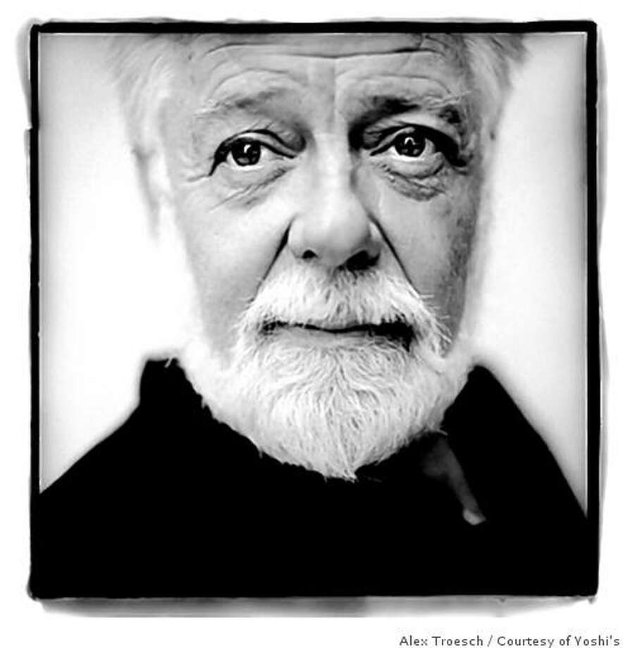 Roswell Rudd will perform at Yoshi's Go Left Festival of the Arts Photo: Alex Troesch, Courtesy Of Yoshi's