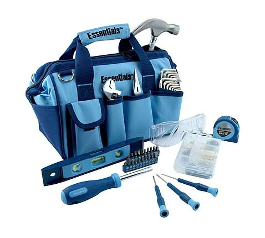 Essentials Around the House Tool Kit from GreatNeck Tools Photo: Ho