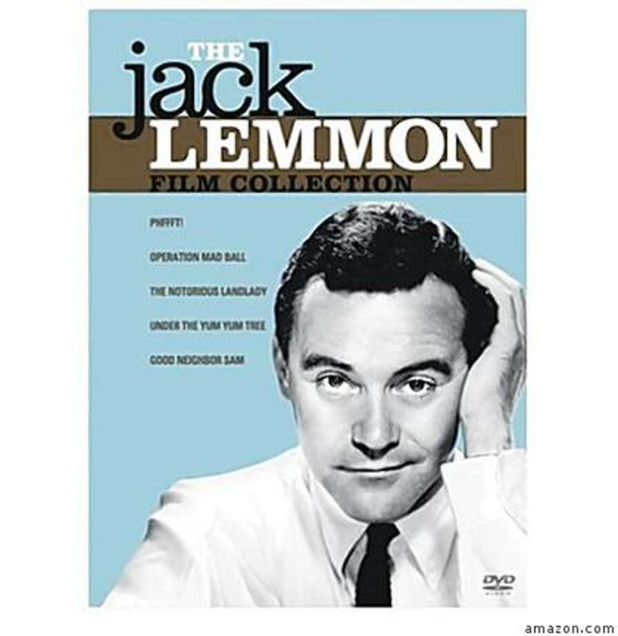 dvd cover THE JACK LEMMON COLLECTION Photo: Amazon.com