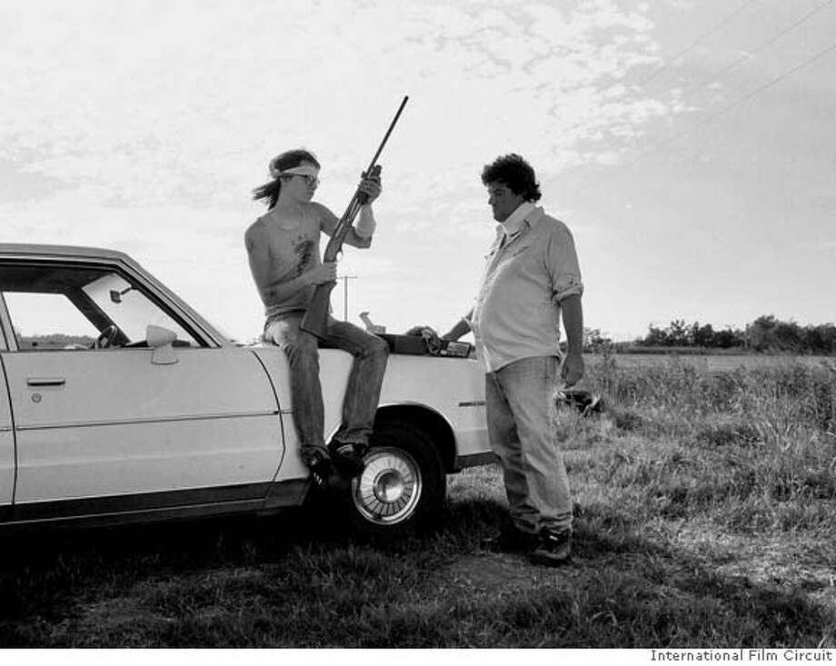 """Shotgun Stories"" (opening night film) courtesy of International Film Circuit. Photo: Jeff Nichols"
