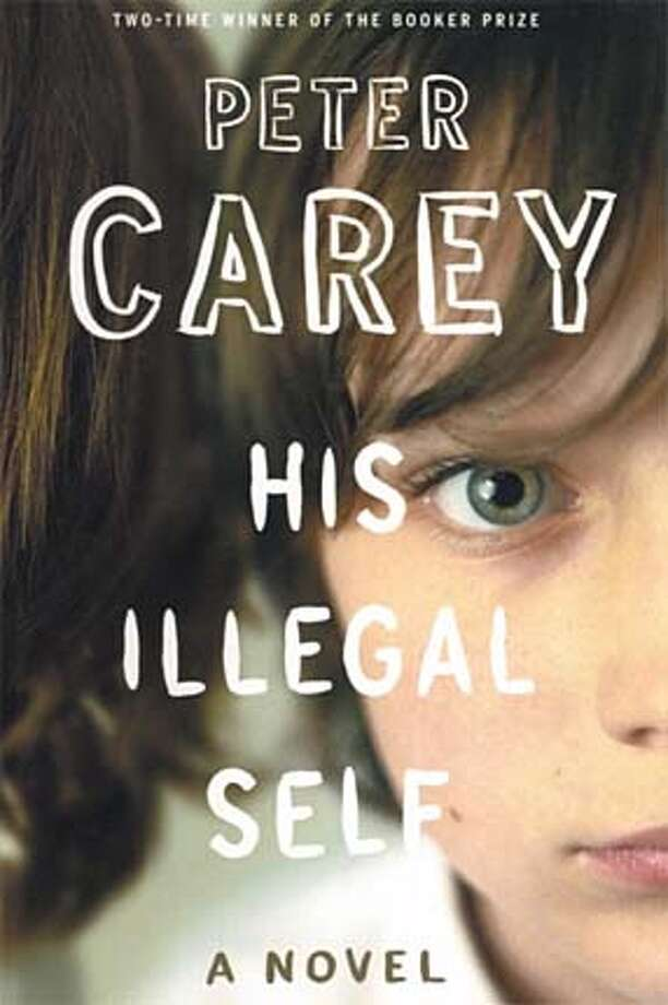 """""""His Illegal Self"""" by Peter Carey"""