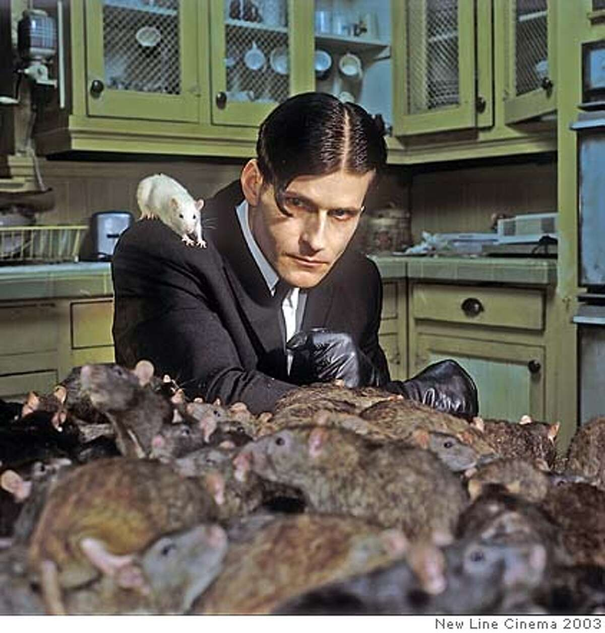 THIS IS A HANDOUT IMAGE. PLEASE VERIFY RIGHTS. Crispin Glover stars in New Line Cinema's