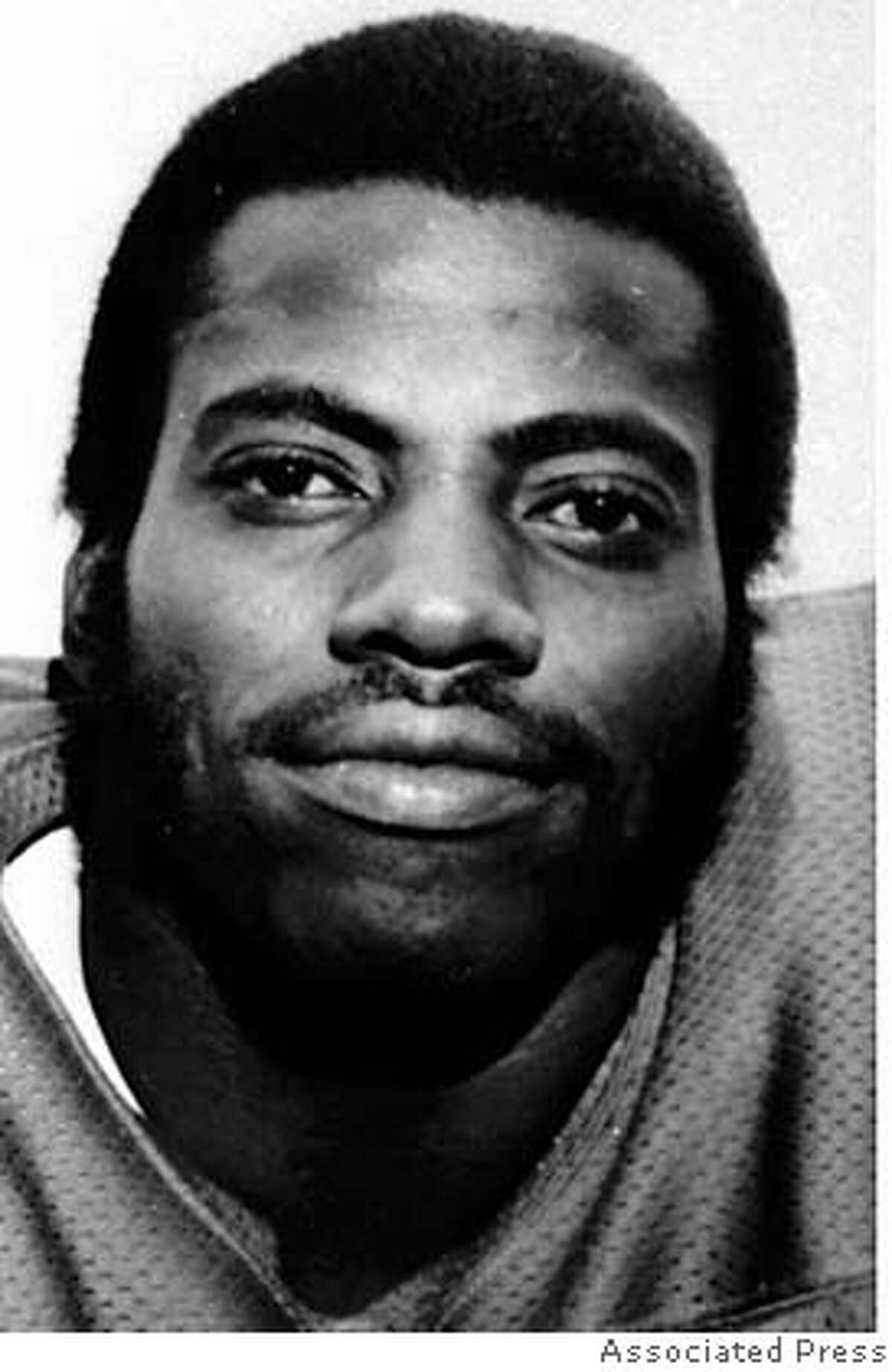 ** FILE ** Former San Diego/San Francisco defensive end Fred Dean, is shown in this undated file photo. Dean was elected to the Pro Football Hall of Fame, Saturday Feb. 2, 2008. (AP Photo,File) UNDATED FILE PHOTO - B/W ONLY EFE OUT