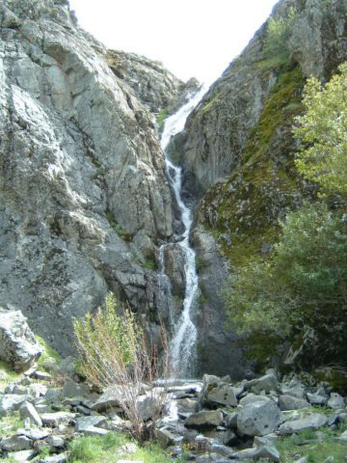 Murietta Falls in Ohlone Regional Wilderness near Livermore Photo: Shelly Lewis