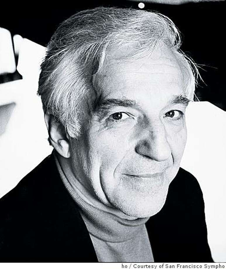 Conductor Vladimir Ashkenazy Photo: Ho, Courtesy Of San Francisco Sympho