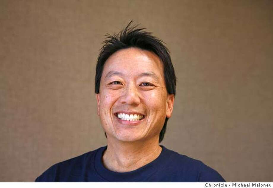 Kelly Ng, 51,of Lafayette, CA is a volleyball player and coach. Photo by Michael Maloney / San Francisco Chronicle  ***Kelly Ng  Ran on: 02-03-2008 Photo: Michael Maloney
