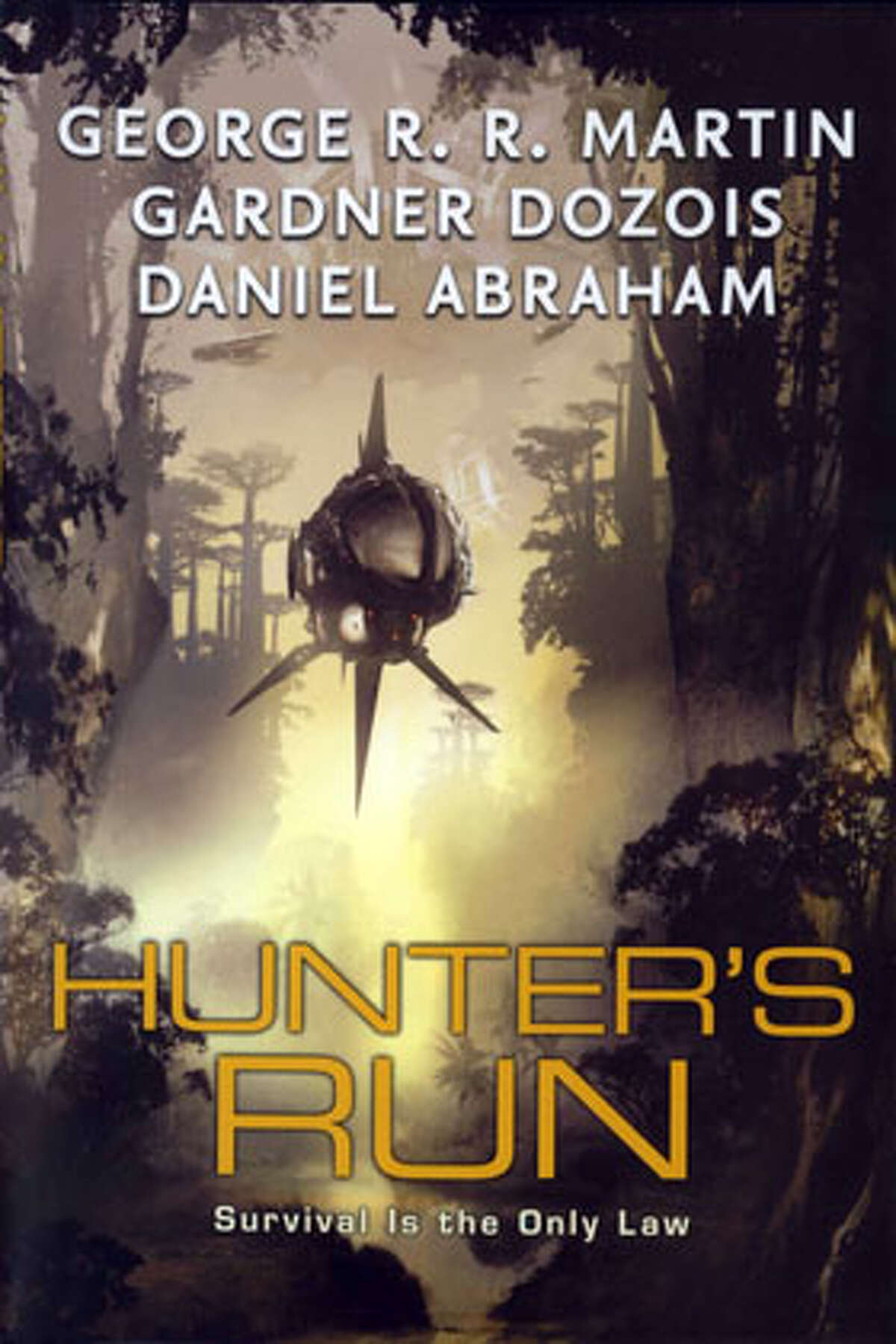 cover of Hunter's Run Ran on: 02-03-2008