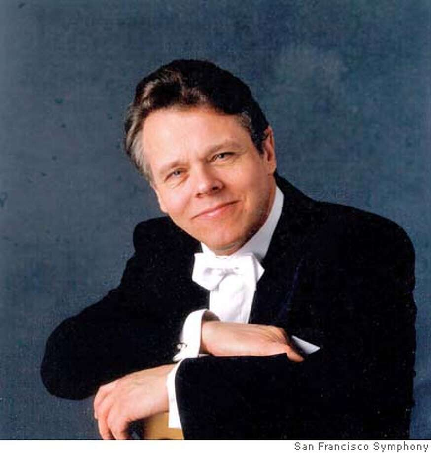 Mariss Jansons, conductor of Royal Concertgebouw Orchestra of Amsterdam  Ran on: 01-30-2008  Mariss Jansons led the Royal Concertgebouw of Amsterdam. Photo: Courtesy Of San Francisco Sympho