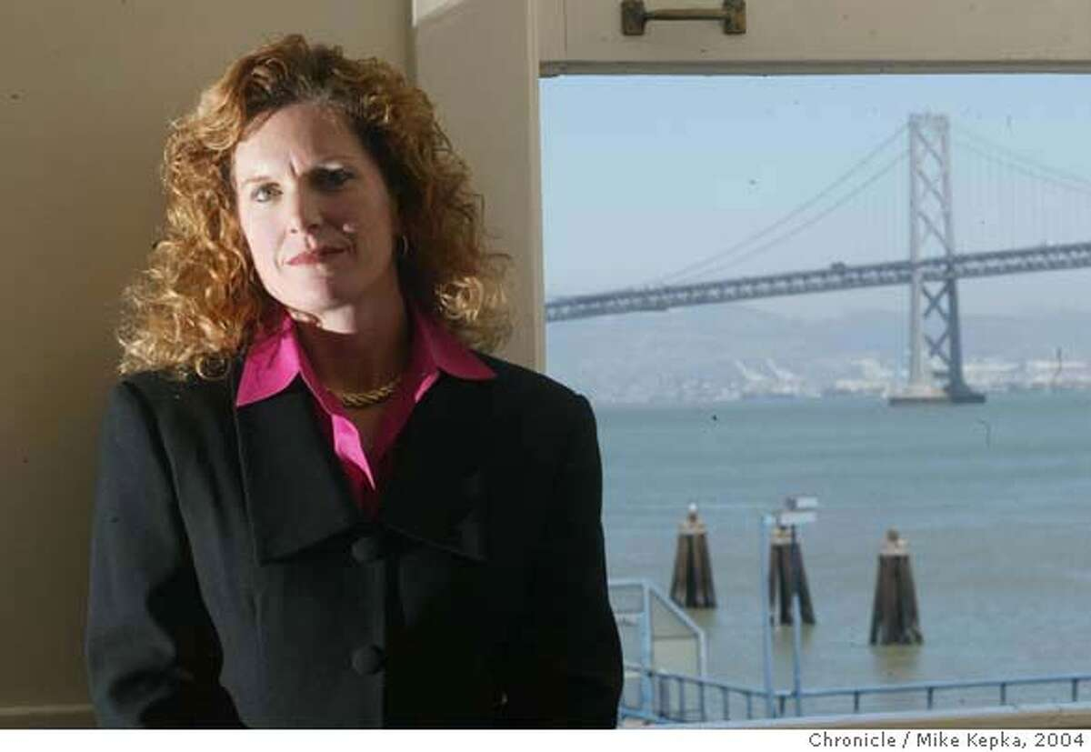 moyer0025_mk.jpg Port of San Francisco director, Monique Moyer. 6/2/04 in San Francisco. Mike Kepka / The Chronicle Port of San Francisco Director Monique Moyer inherited yearly multimillion-dollar operating losses. Ran on: 01-31-2008 Monique Moyer