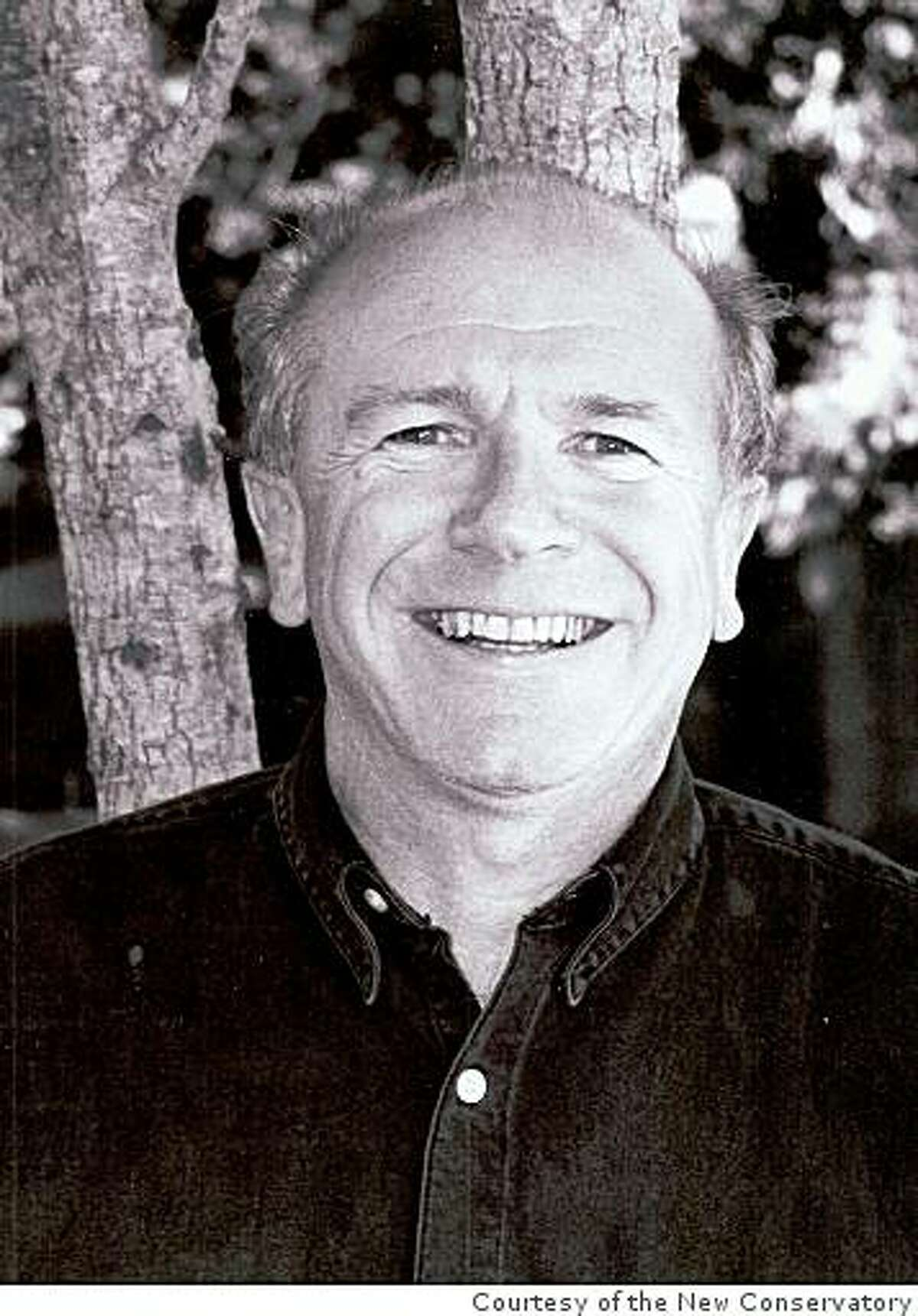 """Tony award-winning playwright Terrence McNally who's recent play is """"Some Men"""""""
