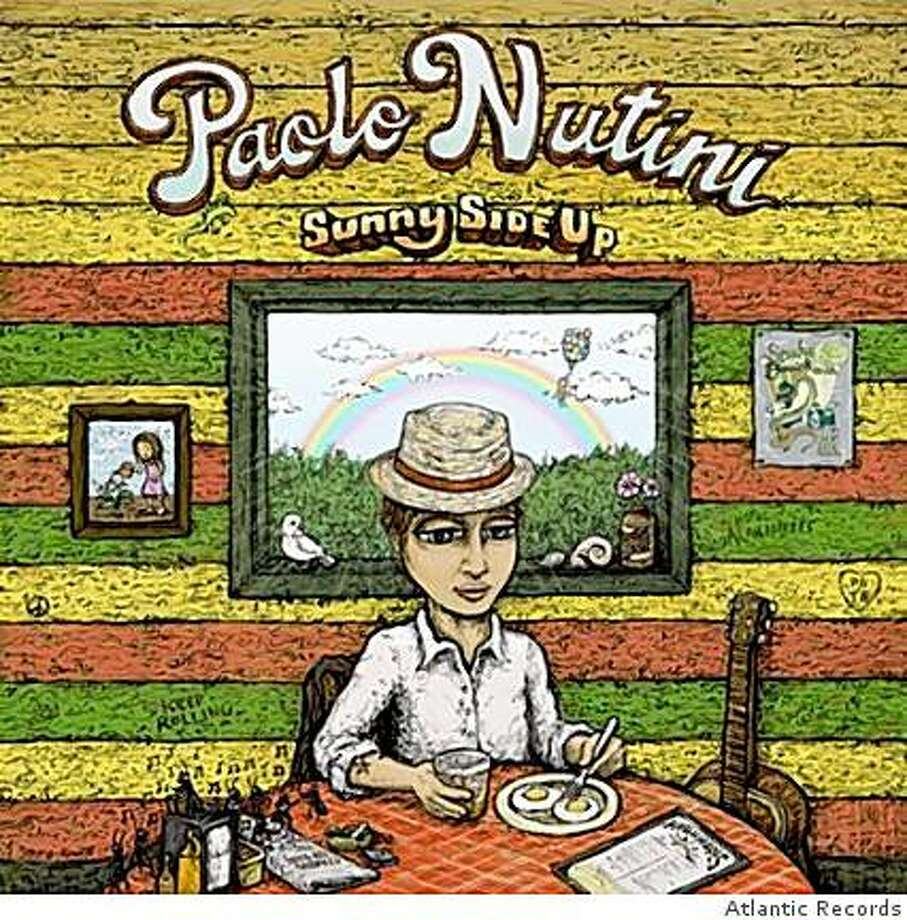 """Paolo Nutini's second album, """"Sunny Side Up,"""" is out now. Photo: Atlantic Records"""