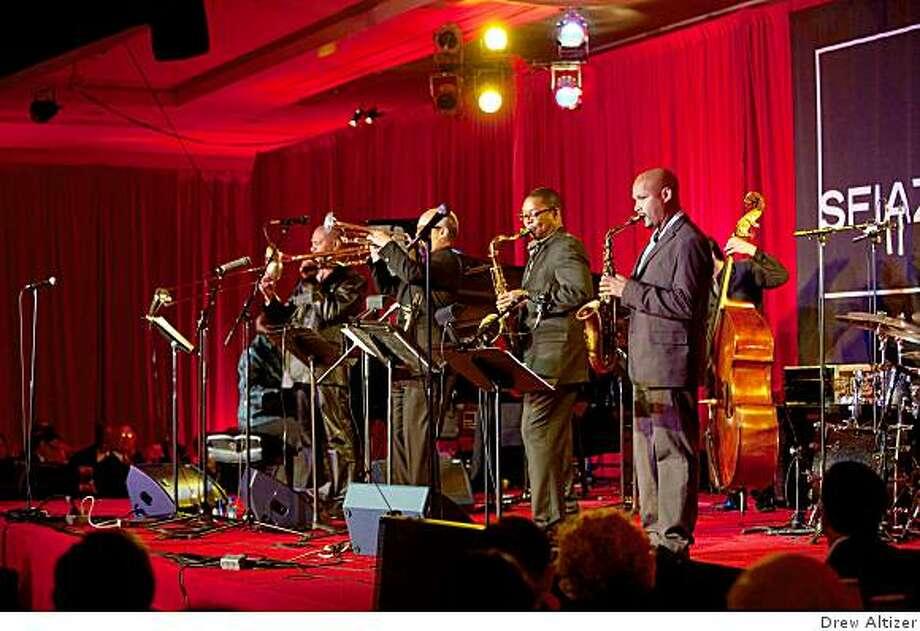SF Jazz Collective Photo: Drew Altizer