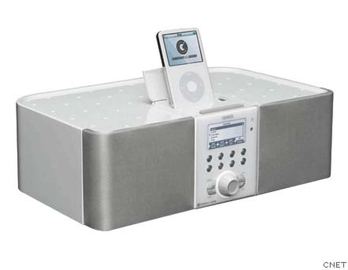 Chestnut Hill Sound George iPod Speakers