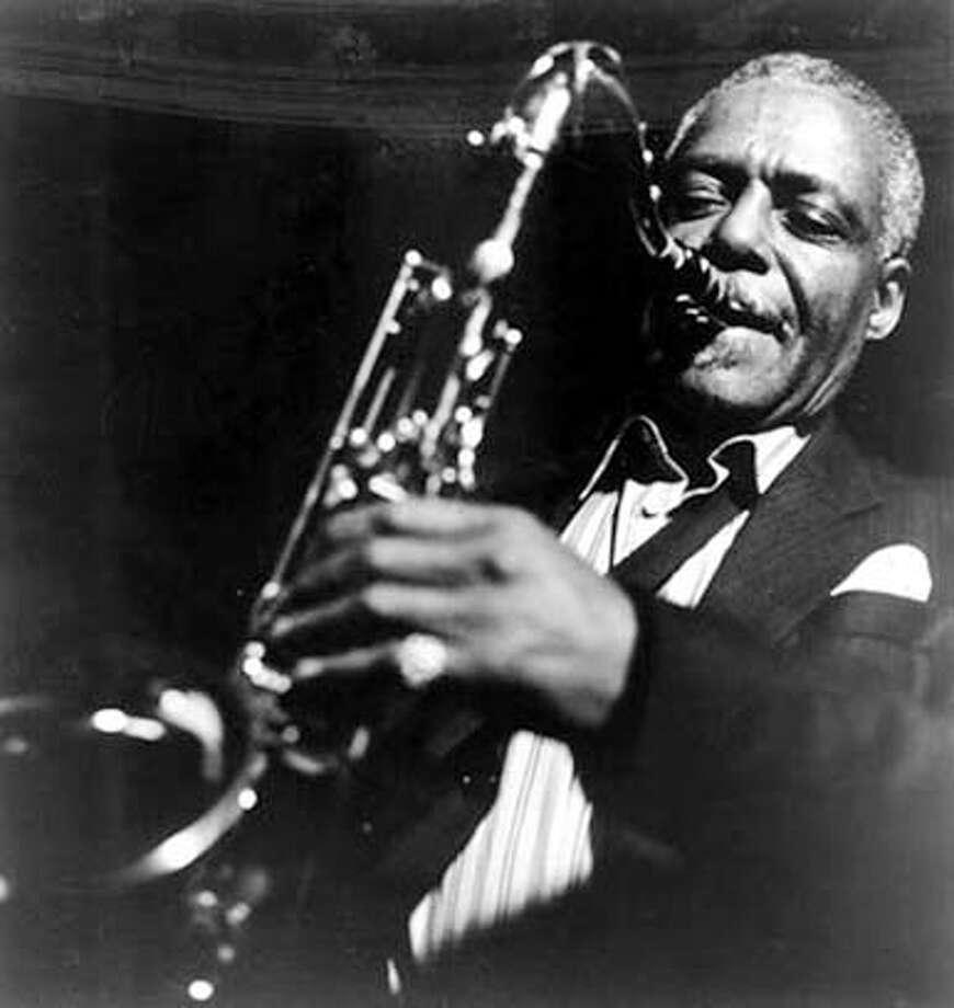 "Photo of David ""Fathead"" Newman, jazz saxophonist. Ran on: 02-24-2005  Photo caption Photo: -"