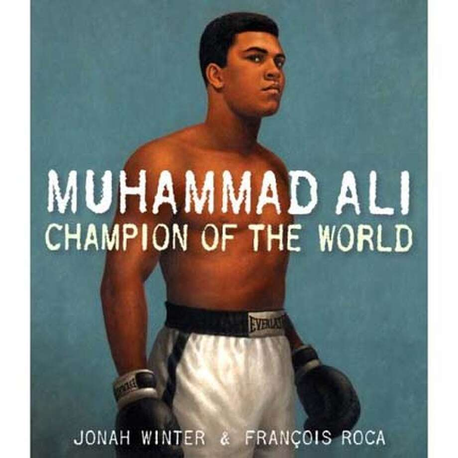 cover of Muhammad Ali: Champion of the World Photo: Ho