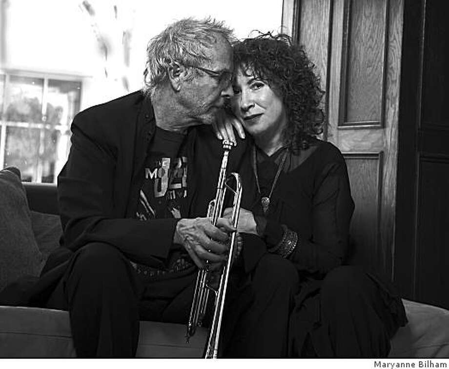 Herb Alpert and Lani Hall Photo: Maryanne Bilham