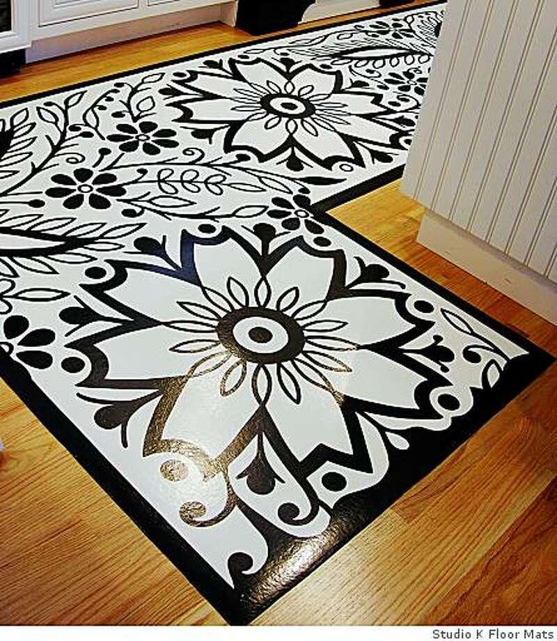 Studio K's floor mats Photo: Studio K Floor Mats