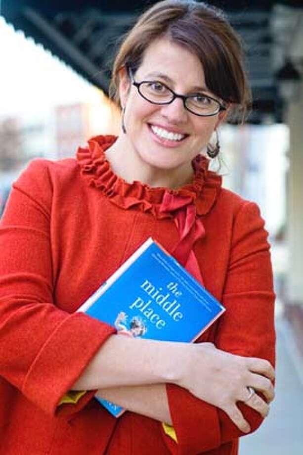 Local author Kelly Corrigan Photo: Kelly Corrigan Matt Mendelsohn 5