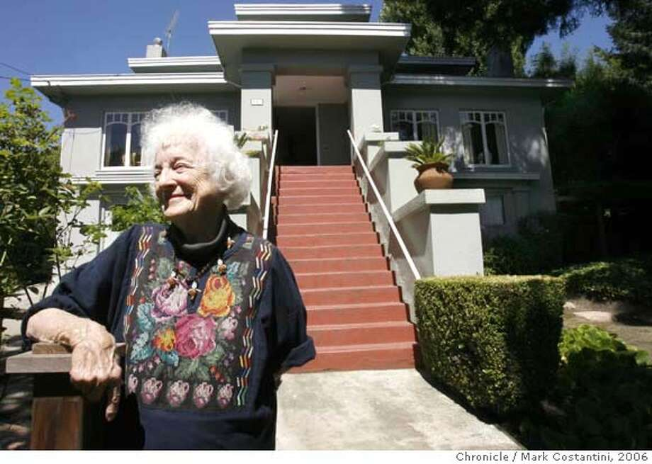 BETTYSHOUSE  7/14/06  Over the last 30 or so years, Betty Ann Webster, 88, has welcomed some 70 roommates to her home in the Thousand Oaks section of Berkeley, most of them students at UC Berkeley. From the start, she has chosen one international student and one from the U.S. One of her former roommates who has turned into a dear friend is Daniel Tariku, who grew up in Ethiopia. He was welcomed into Betty's home in 1981. When he married, he had a big wedding in Ethiopia, and Betty was the only foreigner who attended (she was 80). (Tariku, who has worked for PG&E for 20 years,  EVENT IN BERKELEY, CA  PHOTO: MARK COSTANTINI / SAN FRANCISCO CHRONICLE Photo: Mark Costantini