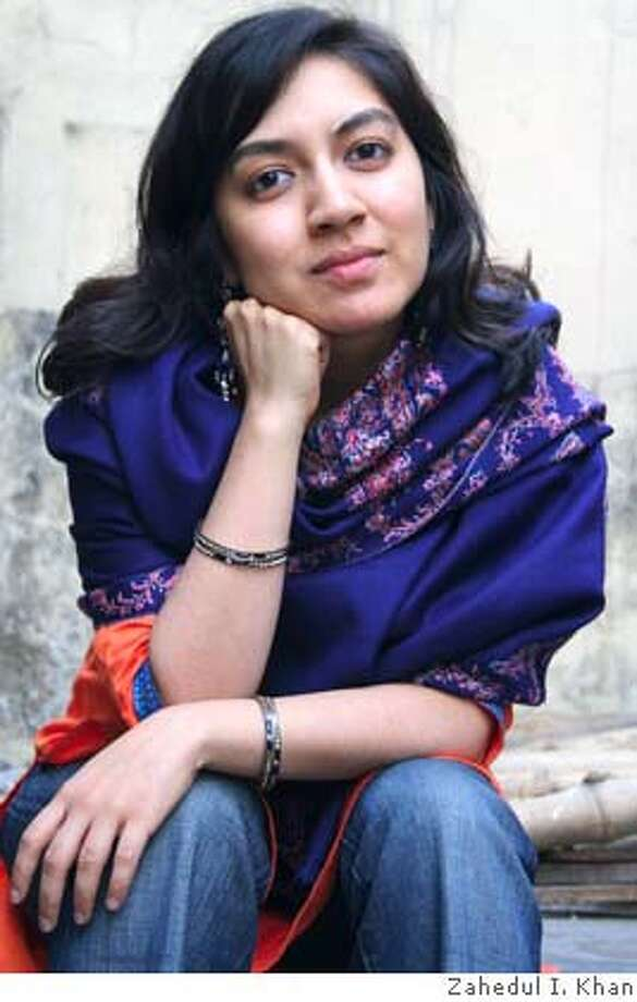 author photo for Tahmima Anam. credit: Zahedul I. Khan. Photo: Zahedul I. Khan