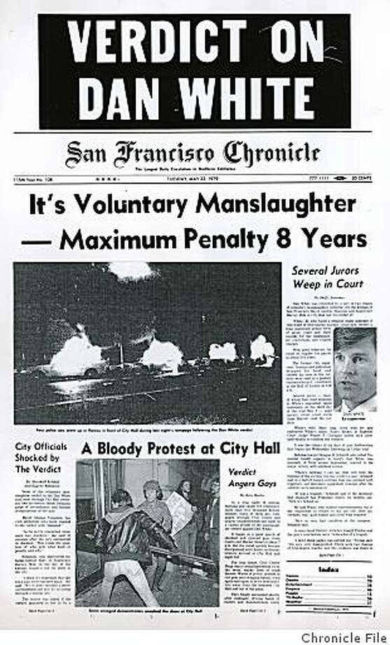 dailyblast0522.jpg SF Chronicle cover from May 22, 1979. Chronicle File Photo: Chronicle File