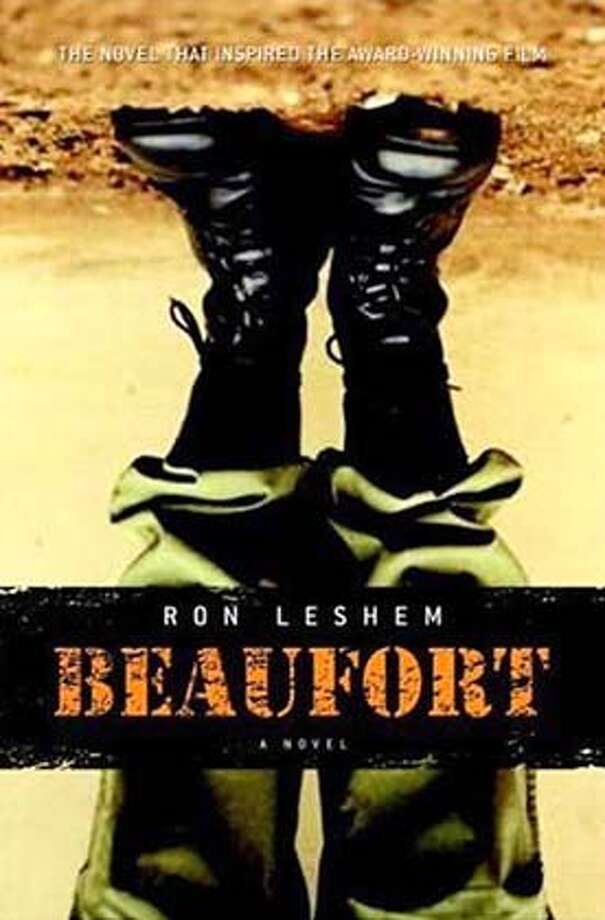 """Beaufort"" by Ron Leshem"