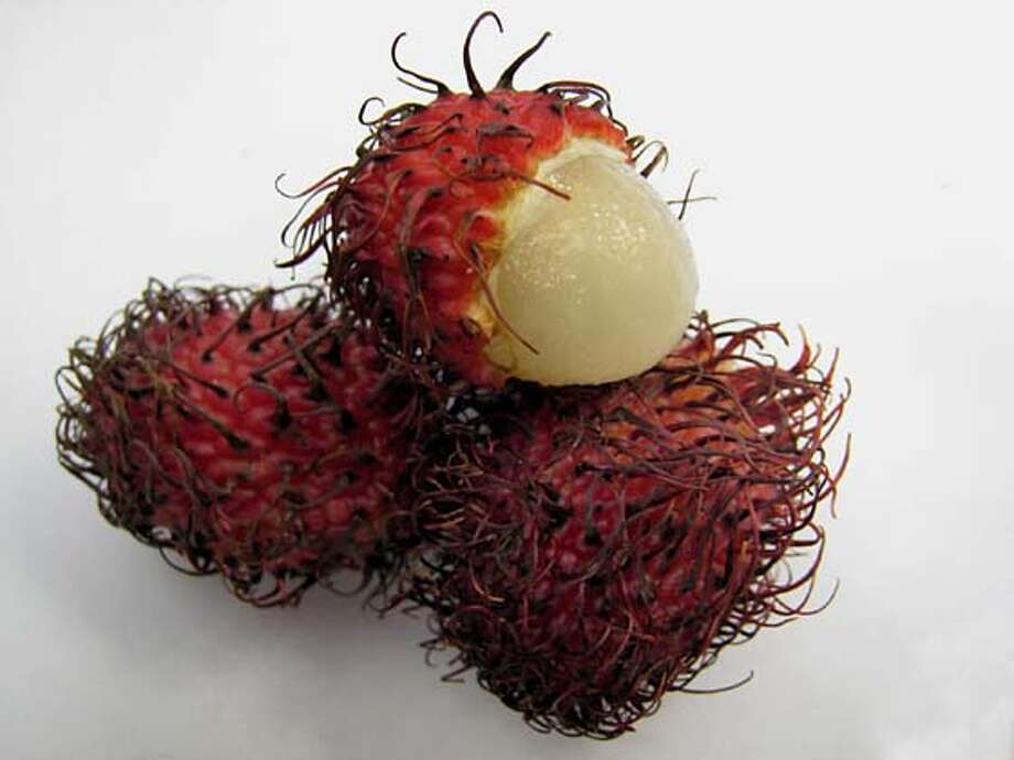 Rambutans Photo: Erick Wong / SFC