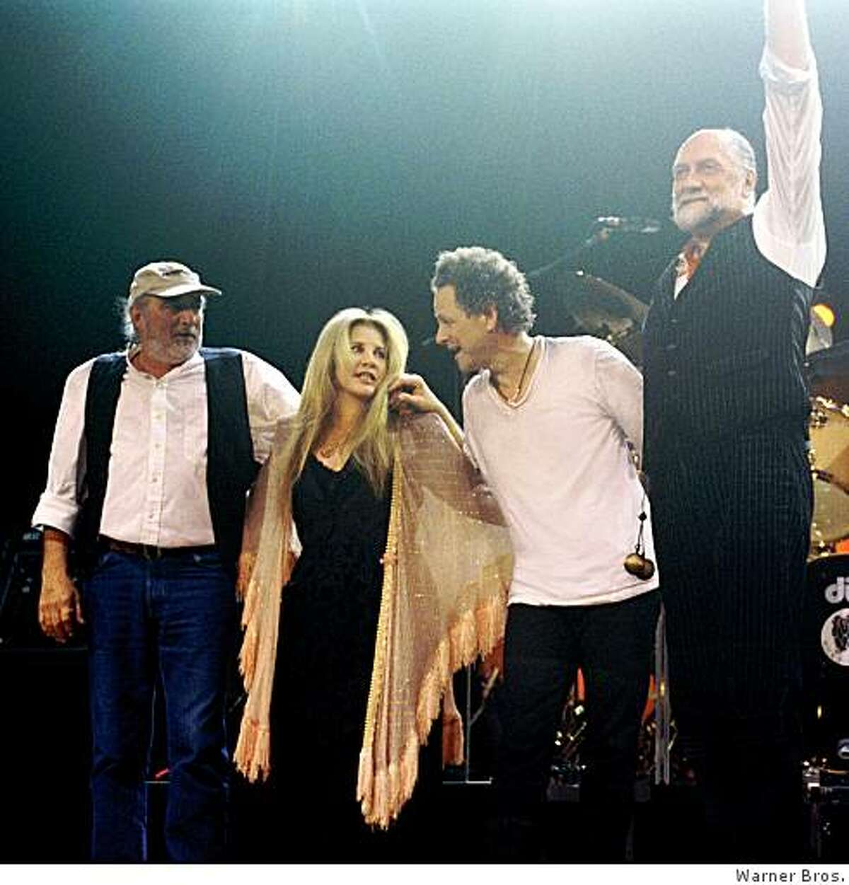 Fleetwood Mac is touring without a new album for the first time in years.