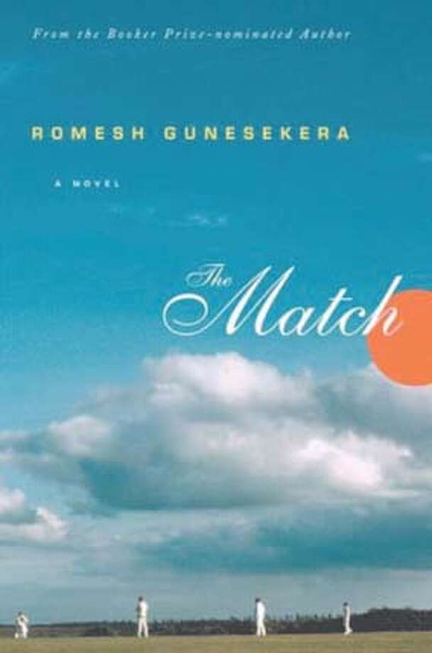"""The Match"" by Romesh Gunesekera"